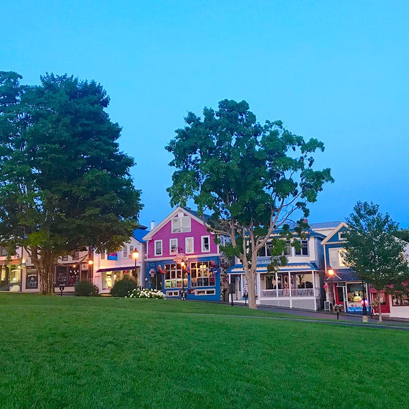 Main Street Bar Harbor