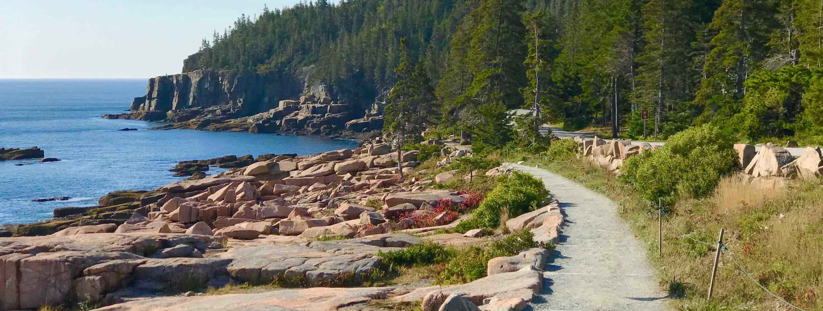 Acadia Ocean Drive